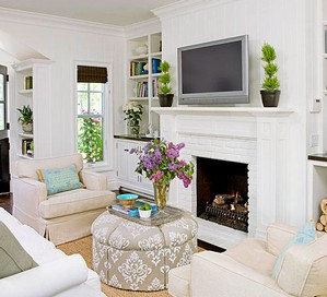 100 for Awkward living room layout solutions